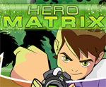 Play Ben 10 Hero Matrix